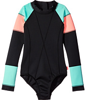 Seafolly Kids - Native Surf Long Sleeve Tank Top (Big Kids)