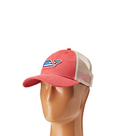 Vineyard Vines - Flag Whale Patch Trucker Hat