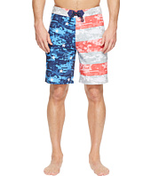 Vineyard Vines - Stars and Bars Boardshorts