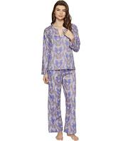 BedHead - Bracelet Sleeve Tunic Pajama Set