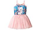 Retro Kitten Singlet Circus Dress (Toddler/Little Kids/Big Kids)