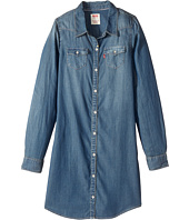 Levi's® Kids - Long Sleeve Western Dress (Big Kids)