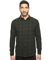 nANA jUDY - The Dreams Plaid Shirt with Contrast Black Panels