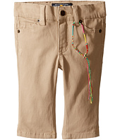 Lucky Brand Kids - Zoe Capri Pants with Slits (Toddler)