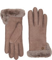 UGG - Side Vent Sheepskin Gloves with Slim Pile