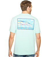 Vineyard Vines - Short Sleeve Tri-Blend Fish Pocket T-Shirt