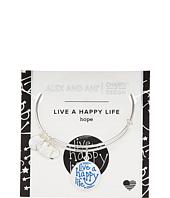 Alex and Ani - Charity By Design Live a Happy Life Bangle - Joe Andruzzi Foundation