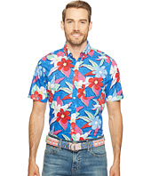 Vineyard Vines - Short Sleeve Beach Floral Murray Shirt