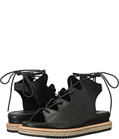 Y's by Yohji Yamamoto - Light Lace-Up Sandal