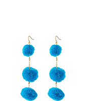 Vanessa Mooney - The Dragnet Pom Poms Earrings