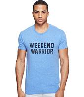 The Original Retro Brand - Weekend Warrior Short Sleeve Tri-Blend Tee