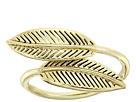Sacred Leaf Wrap Ring