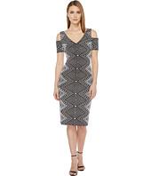 rsvp - Sleeveless Short Dress