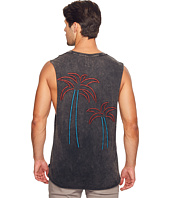 nANA jUDY - The Hotel California Tank Palms Embroidery Series