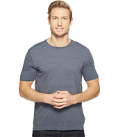 Agave Denim - Chuck Short Sleeve Crew Neck Blocked Marble Stripe