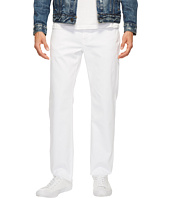 Agave Denim - Classic Straight Rincon Twill in White