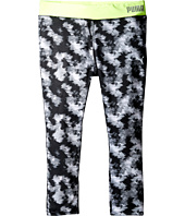 Puma Kids - Printed Capris (Big Kids)