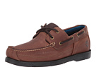 Piper Cove Leather Boat Shoe