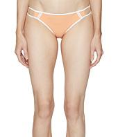Jonathan Simkhai - Reversible Double Strap Bikini Bottoms