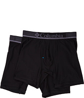 Columbia - Diamond Mesh Boxer Brief 2-Pack