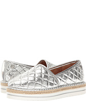 LOVE Moschino - Sparkle Quilted Espadrille