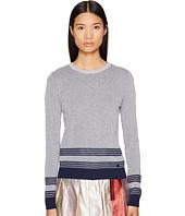 Sonia Rykiel - Cicular Cotton Sweater