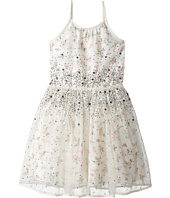 Nanette Lepore Kids - Printed Chiffon w/ Tulle Dress (Little Kids/Big Kids)