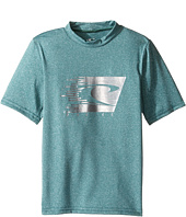 O'Neill Kids - 24-7 Hybrid Short Sleeve Tee (Little Kids/Big Kids)