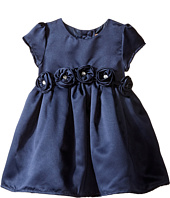 Nanette Lepore Kids - Satin w/ Tulle Dress (Infant)