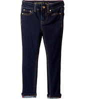 Kate Spade New York Kids - Skinny Jeans in Denim Indigo (Toddler/Little Kids)