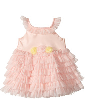Nanette Lepore Kids - Satin Dress with Tulle (Infant)