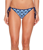 Tommy Bahama - Shibori Splash Reversible String Bikini Bottom