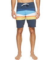 VISSLA - Flagged Four-Way Stretch Boardshorts 20