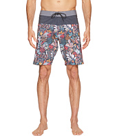 VISSLA - Aqua Garden Four-Way Stretch Boardshorts 20
