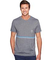 VISSLA - Dredger Short Sleeve Pocket Knit Tee