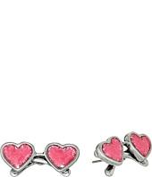 Marc Jacobs - Heart Sunglasses Studs Earrings