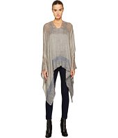 rag & bone - Textured Stripe Poncho