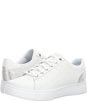 SKECHERS - Leather Lace-Up Lightweight