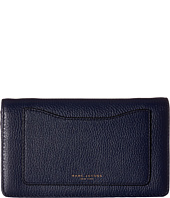 Marc Jacobs - Recruit Wallet Leather Strap