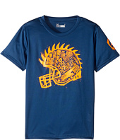 Under Armour Kids - Never Retreat Short Sleeve (Little Kids/Big Kids)