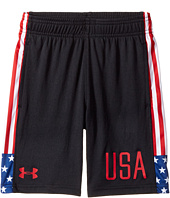 Under Armour Kids - USA Shorts (Little Kids/Big Kids)
