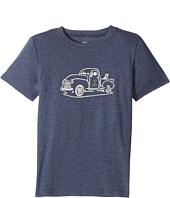 Life is Good Kids - Rocket Truck Cool Tee (Little Kids/Big Kids)