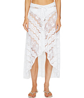 Letarte - Skull Lace Skirt