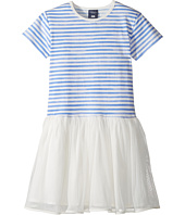 Toobydoo - Watercolor Tulle Dress (Toddler/Little Kids/Big Kids)
