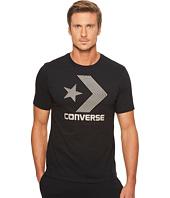 Converse - Line Fill Star Chevron Short Sleeve Tee