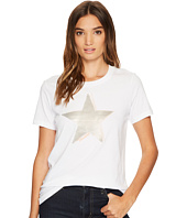 Converse - Matte Sequin Star Short Sleeve Tee