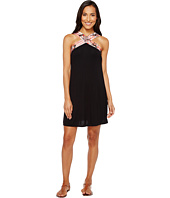 Kenneth Cole - Sweet Sakura High Neck Dress Cover-Up