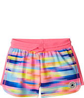Converse Kids - Printed Knit Shorts (Big Kids)