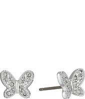 Swarovski - Field Butterfly Pierced Earrings