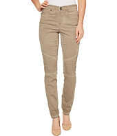 Tribal - Stretch Soft Denim Biker Pants in Clay